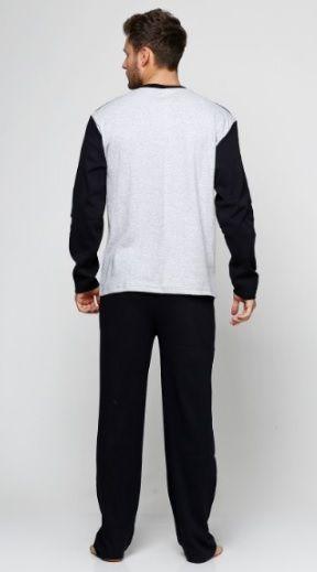 Купити Пижама мужская Falkom 6386 темно-синій Falkom Чоловічі піжами ... 4c64cf3e0b2c6