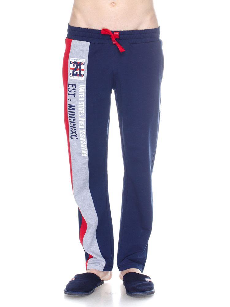 64193c5a Купить Спортивные штаны Jiber 1764 темно-синий 558 грн (1764 ...