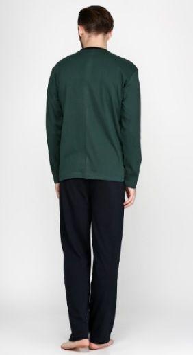 Купити Піжама чоловіча Falkom 6355 зелена Falkom Чоловічі піжами 490 ... 1a3e4c9679f97