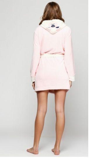 Купити Халат жіночий Boyraz 1918 рожевий Boyraz Халати жіночі 673 ... 4552c3d8f4683
