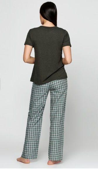 071f15309f12 Купить Женская пижама Bambaska 1018 зеленый 461 грн (1018-zeleniy-S ...