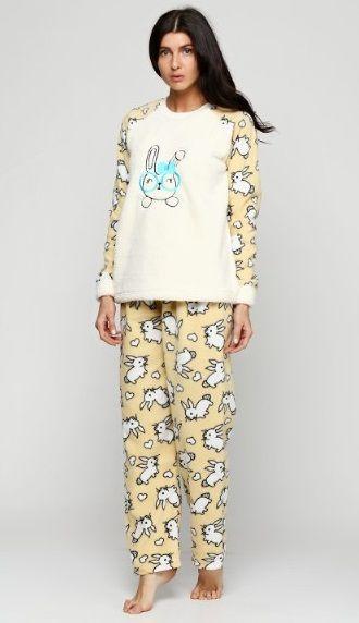 Купить Пижама женская Birinci 50577 желтый Birinci Женская пижама ... 9633fa49866bd