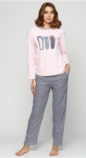 Купить Пижама женская Fawn 530 светло-розовый Fawn Женская пижама ... 7401b01378875