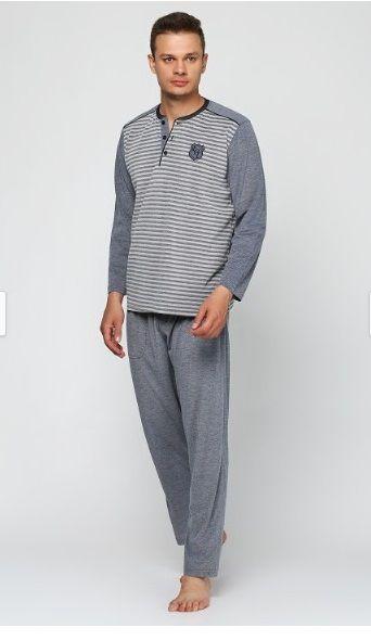 Купити Пижама мужская Athletic Team 528 сірий Athletic Team Чоловічі ... 4d0c8e6fb3398
