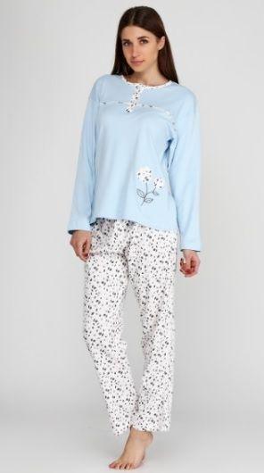 Купить Пижама женская Estiva 17317 синий Estiva Женская пижама 399 ... c01103acbb819