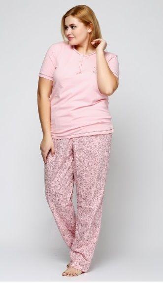 944c9bc3bcd9 Купить Женская пижама Shine 233 розовая 768 грн (233-rozoviy-2XL) в Киеве