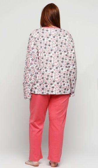 10a978749ef5 Купить Пижама женская больших размеров Estiva 17320 корал 399 грн ...