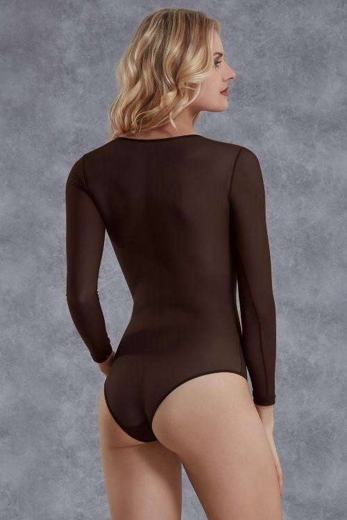 Купити Жіноче боді Doreanse 12414 чорний Doreanse Боді 598 грн ... cc40f857957e0