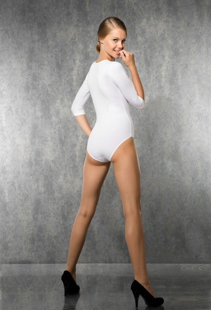 Купити Жіноче боді Doreanse 12330 білий 2a276e575d225