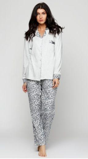 Купить Пижама женская Fawn 627 серый Fawn Женская пижама 399 грн   Киев 83279dc5b8a3b