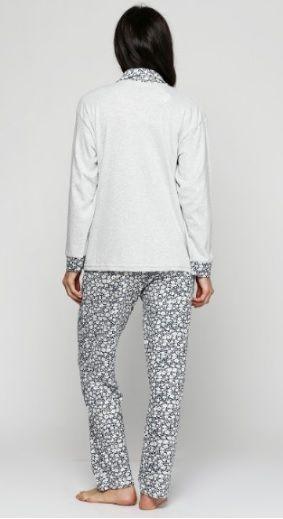 Купить Пижама женская Fawn 627 серый Fawn Женская пижама 399 грн ... cc4d50c6e0ccf