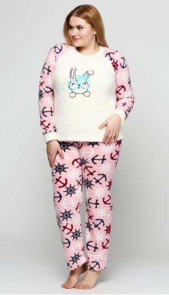 Купить Пижама женская Birinci 50577 розовый Birinci Женская пижама ... 0845342e0e6a0