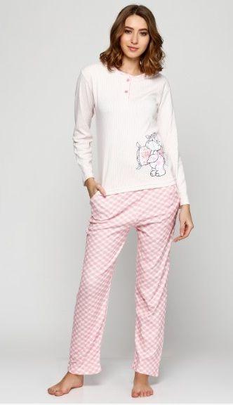 f55cde8f5bf4 Купить Пижама женская Fawn 529 розовый (529-rozovyy-S) в Киеве